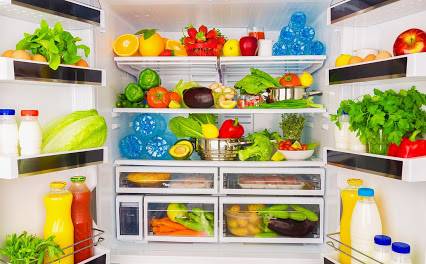 Real, Versatile and Tasty Foods to  Keep in your Fridge