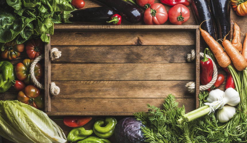 Vege Up to 10 to Improve your Health