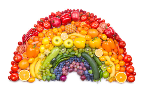 Love thy Fruit and Vegetables