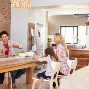 Eat your way to a balanced, happy family