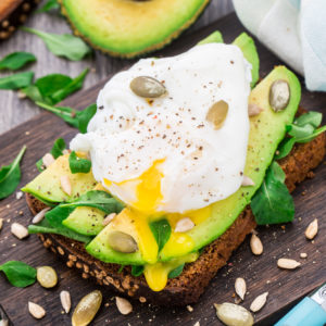 Power up your day with a nourishing brekkie